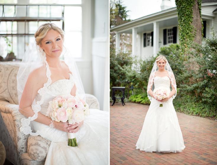 Fearrington Bridal Portrait
