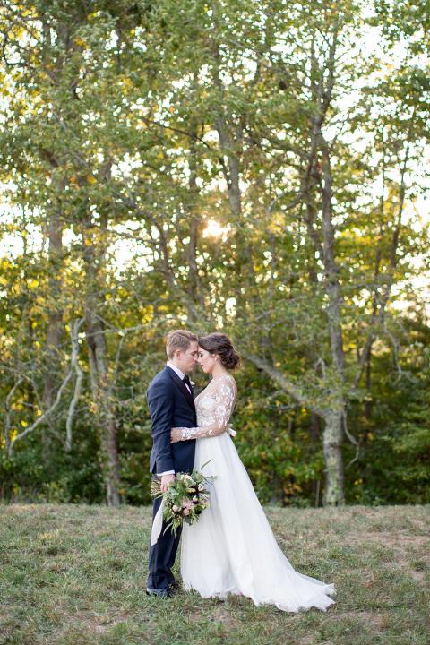 Asheville Wedding at The Ridge