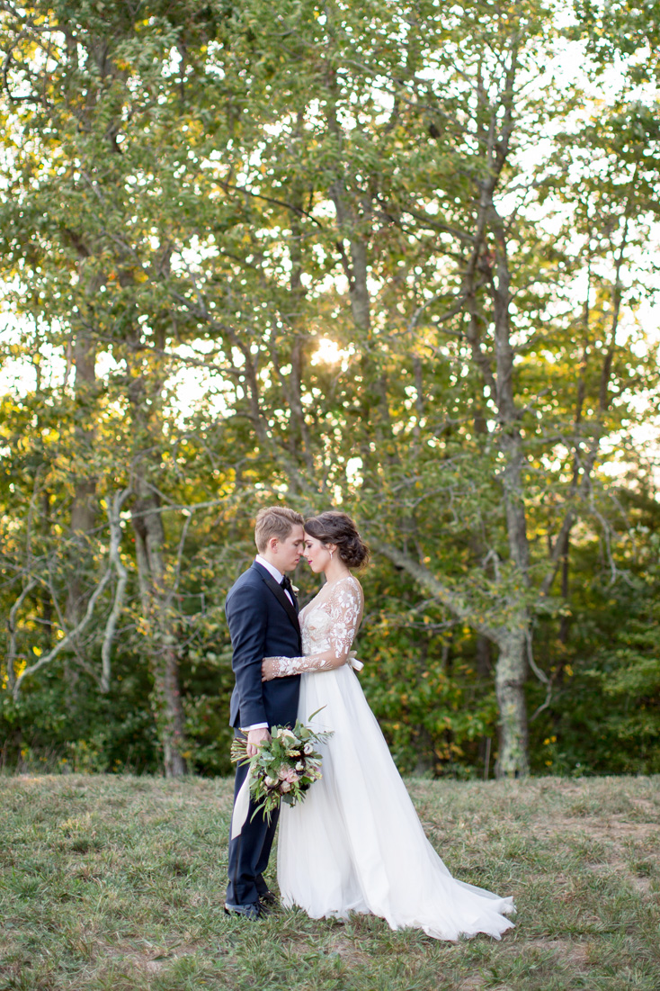 Asheville Wedding at The Ridge
